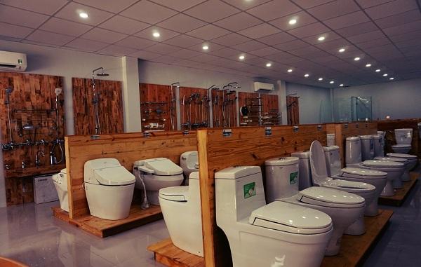 Địa chỉ bán thiết bị vệ sinh ở Cần Thơ Chính hãng – Giá tốt nhất