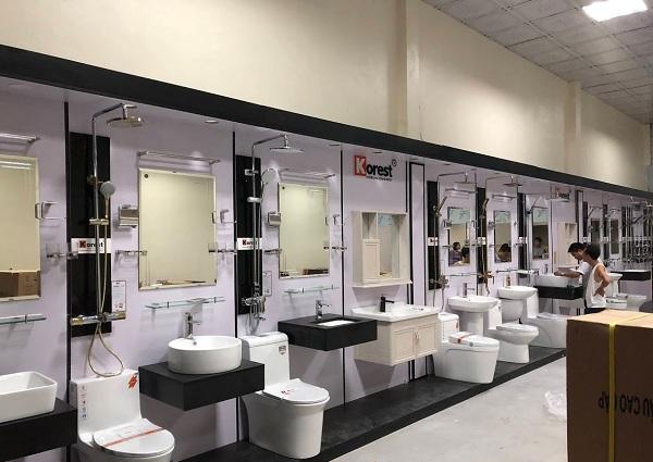 TOP 3 đại lý thiết bị vệ sinh Thái Bình chính hãng, Giá tốt nhất