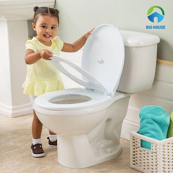 Các loại kích thước bồn cầu trẻ em phổ biến – đảm bảo tiêu chuẩn