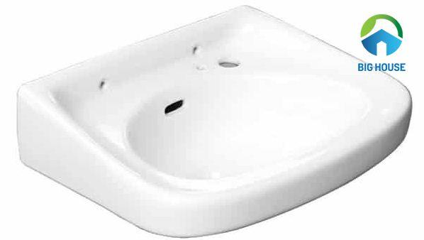 thiết bị vệ sinh chậu rửa Viglacera BS418 cho trẻ em kiểu dáng nhỏ gọn