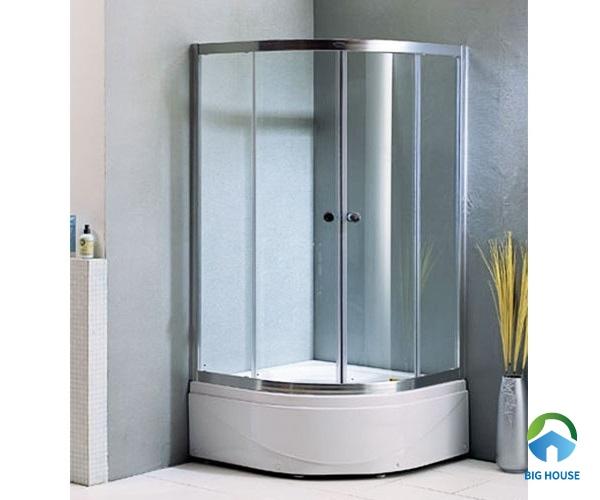 bồn tắm đứng 800x800 Appollo TS-6218 rất phù hợp cho những không gian phòng tắm hiện đại