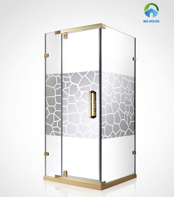 Bồn tắm đứng 900x900 Euroking EU-4521 cao cấp