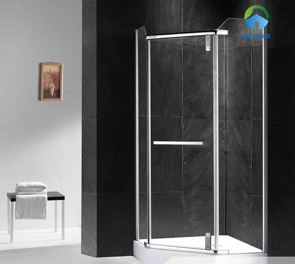 Bồn tắm vách kính 900x900 EU-4417 phong cách châu Âu cực sang trọng