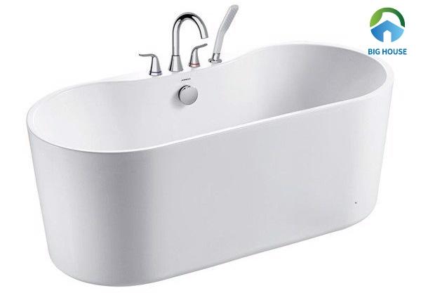 Bồn tắm nằm nhựa Jomoo YO27212 kiểu dáng cao cấp và hiện đại