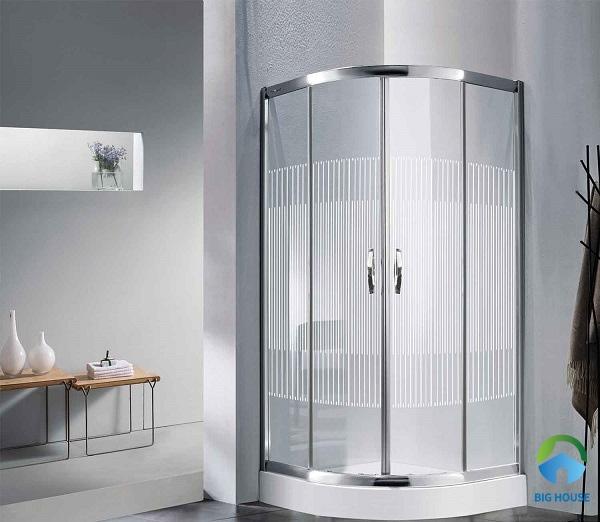 Bồn tắm đứng 800x800 EU4440 sang trọng cho không gian phòng tắm hiện đại