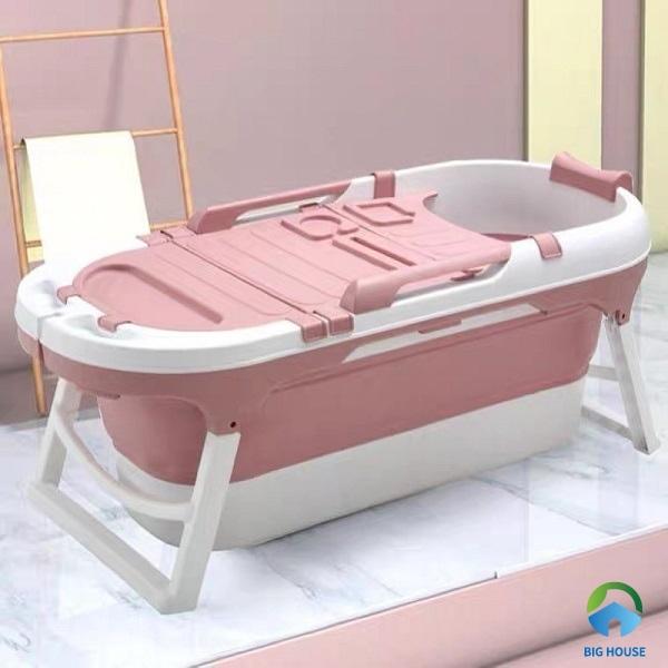 Mẫu bồn tắm nằm cho cả trẻ em và người lớn