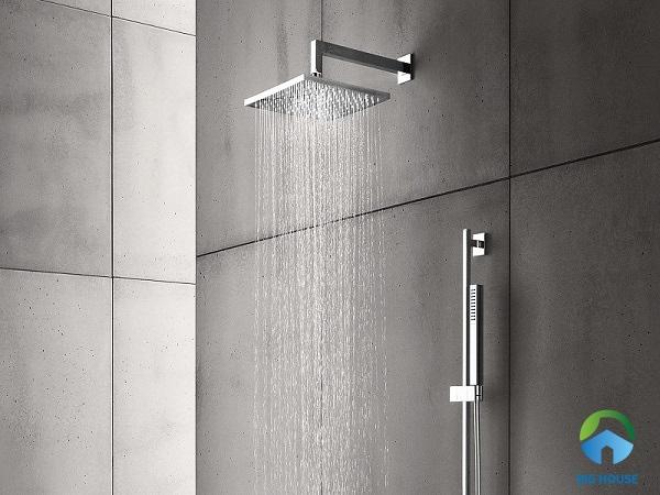 Cách lắp vòi sen tắm đứng