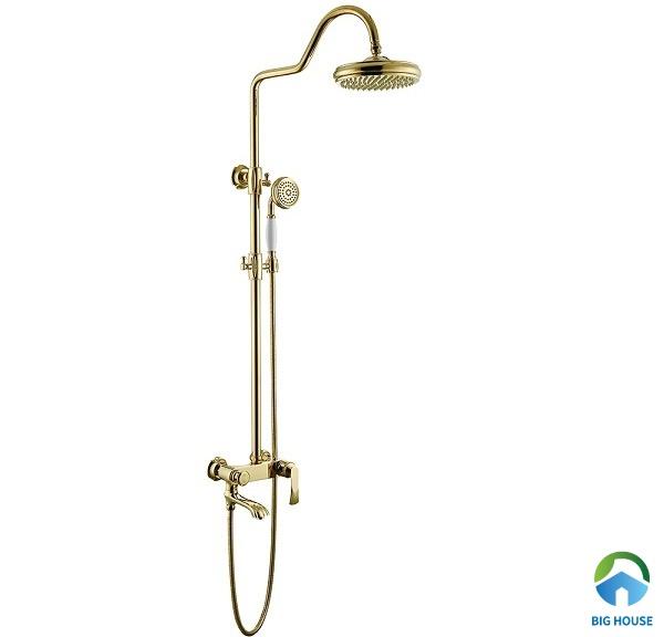 Sen tắm cây mạ vàng Miken MK-51071